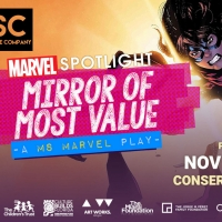 Area Stage Conservatory to Present MIRROR OF MOST VALUE A MS. MARVEL PLAY Photo