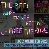Santa Monica Playhouse Binge Fringe Free Festival Of Theatre Goes Online For 2020 Photo