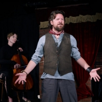 BWW Review: North Coast Repertory Theatre brings outstanding AN ILIAD to stage Photo