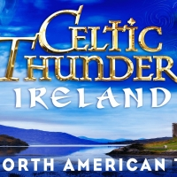 Celtic Thunder Brings IRELAND to the Eccles Theater