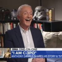 VIDEO: Anthony Daniels Talks His Iconic STAR WARS Role on GOOD MORNING AMERICA Photo
