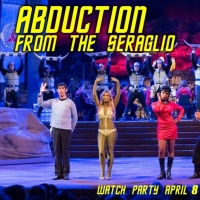 Pacific Opera Project Announces Interactive Watch Party For STAR TREK-Inspired ABDUCT Photo