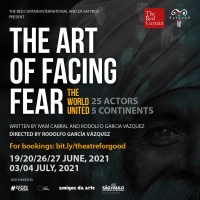 BWW Feature: THE ART OF FACING FEAR: THE WORLD UNITED by Os Satyros And The Red Curta Photo