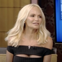 VIDEO: Kristin Chenoweth Talks Her First Concert Back and More on LIVE WITH KELLY & R Photo