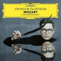 """Pianist Víkingur �""""lafsson Releases MOZART & CONTEMPORARIES On Deutsche Grammophon Photo"""