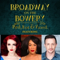 Additional Casting Announced for Abingdon Theatre Company's BROADWAY ON THE BOWERY Photo