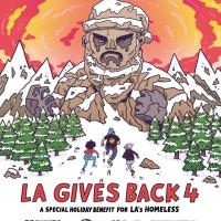 IHEARTCOMIX Presents 'LA Gives Back' Holiday Benefit