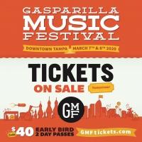 Gasparilla Music Festival Releases Pre-Sale Tickets for 2020