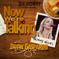 Brittany Holljes of the Band Delta Rae Joins This Week's Episode of NOW WE'RE TALKING Photo