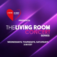A Work Of Heart Productions Presents The Living Room Concert Series Photo