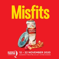 Casting Announced For World Premiere of MISFITS at Queen's Theatre Hornchurch Photo