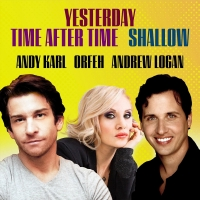 BWW Music Review: Andy Karl, Orfeh & Andrew Logan Prove Good Things Come In Threes Photo