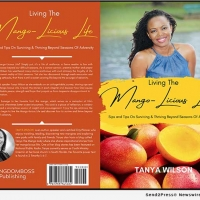 Cancer Survivor Tanya Wilson Releases New Book LIVING THE MANGO-LICIOUS LIFE Photo