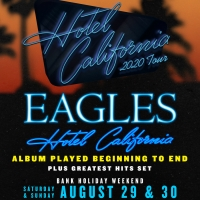 Eagles To Perform HOTEL CALIFORNIA In Its Entirety At London Wembley Stadium