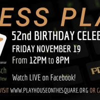 Playhouse On The Square Will Celebrate 53rd Birthday Online Next Month Photo