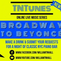 BWW Previews: William TN Hall Goes Livestream With BROADWAY TO BEYONCE Photo