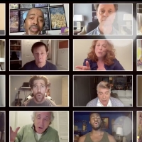 VIDEO: David Hyde Pierce, Carolee Carmello, Liz Callaway, and Most Perform in BRING B Photo
