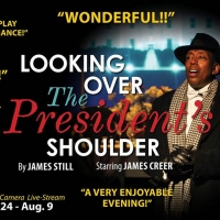 BWW Review: LOOKING OVER PRESIDENT'S SHOULDERS at Tabard Theater, San Jose Photo