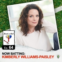 Kimberly Williams-Paisley Revisits Her Broadway Days And Talks Baseball On BREAK A BA Photo