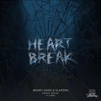 Moody Good & SLANDER Release New Single 'Heart Break' Photo
