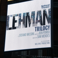 THE LEHMAN TRILOGY Looking for New Home to Arrive on Broadway in 2021 Photo