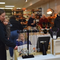 Arts Council Of Princeton Presents Sauce For The Goose Holiday Art Market