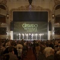 STAGE TUBE: CANTANDO BAJO LA LLUVIA en su estreno en el Teatre Tívoli de Barcelona Photo
