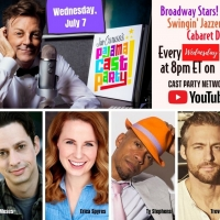 JIM CARUSO'S PAJAMA CAST PARTY Moves to Wednesday Nights July 7th at 8 pm Photo