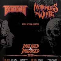 Motionless In White + Beartooth Announce Winter 2020 Co-Headline Tour