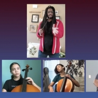 VIDEO: Chesapeake Middle School Students Create Virtual Orchestra Performance Photo