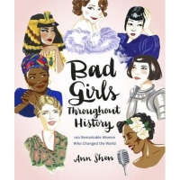 BAD GIRLS THROUGHOUT HISTORY Will Be Made Into UCP Anthology Series