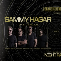 Sammy Hagar & The Circle With Whitesnake Announce 2020 Summer U.S. Tour