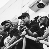 PUBLIC ENEMY Share New Animated Video ft. Beastie Boys' Ad Rock & Mike D and Run DMC Photo