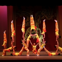 The Peking Acrobats Return To The Granada Theatre