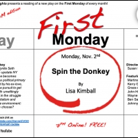 Howl Playwrights To Showcase Lisa Kimball's SPIN THE DONKEY Just In Time For Election Day Photo