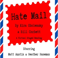 TheatreWorks New Milford Presents Free Virtual Staged Reading of HATE MAIL Photo