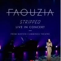 Faouzia Set for Live Concert Stream August 20th Photo