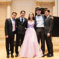 Carnegie Hall Will Present The Lang Lang International Music Foundation YOUNG SCHOLAR Photo