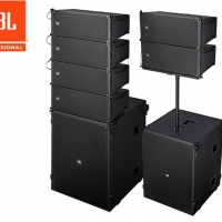 JBL Professional Debuts BRX300 Series Modular Line Array Systems Photo