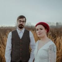 Nashville Artists Haunted Like Human Release 'Whistling Tree' Photo