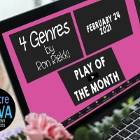 Theatre NOVA presents the Play of the Month: 4 GENRES by Ron Reikki Photo