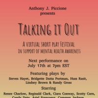 Third Performance Of The 2020-2021 Season Of The TALKING IT OUT Festival To Stream In Photo
