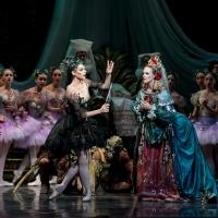 Texas Ballet Theater Presents THE SLEEPING BEAUTY Choreographed By Ben Stevenson, O.B.E.