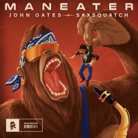 """John Oates Joins Forces With Saxsquatch To Reimagine The 1982 Classic Hit """"Maneater"""
