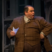 ONE MAN, TWO GUVNORS Returns To The Torch Theatre Stage Photo