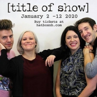 BWW Feature: [title of show] at The Actorsingers Photo