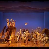 THE LION KING Returns To The Orpheum Theatre Memphis Photo