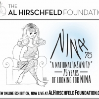 Al Hirschfeld Foundation Presents Online Exhibition A NATIONAL INSANITY: 75 YEARS OF  Photo