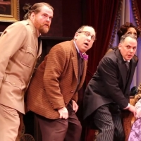 CLUE Starring John Treacy Egan Has Set the Record as the Highest Grossing Production in Cleveland Play House History