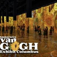 """Immersive Van Gogh Exhibit Columbus �"""" Pre-Sale on Now! Photo"""